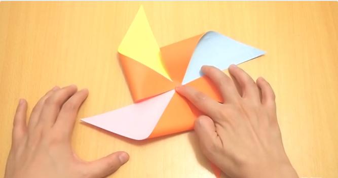 Cara Mudah Membuat Baling-Baling Dari Kertas | Ragam ...