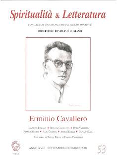 """Recuperi/24 - AA.VV., """"Erminio Cavallero"""", Spiritualità & Letteratura, n. 53"""