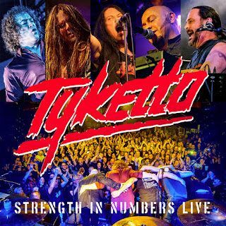 "Το τραγούδι των Tyketto ""The End of Summer Days"" από το album ""Strength In Numbers Live"""