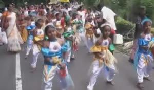 60th Perehara begins in Kettaparu rajru temple in Matara