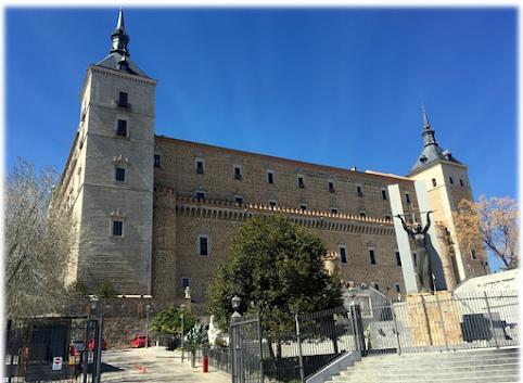 Madryt i Toledo, część 3