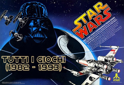 All Star Wars Games Tutti i videogiochi di Star Wars 1982-1993