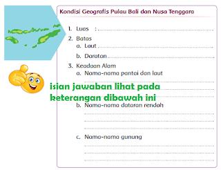 Kondisi Geografis Pulau Bali dan Nusa Tenggara www.simplenews.me