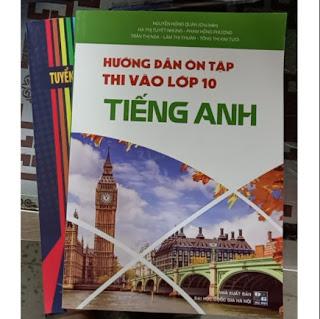 Combo 2 cuốn Hướng dẫn ôn tập thi vào lớp 10 Tiếng anh + Tuyển chọn đề thi BD HSG lớp 678 môn tiếng anh ebook PDF EPUB AWZ3 PRC MOBI