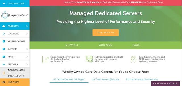LiquidWeb-dedicated-homepage