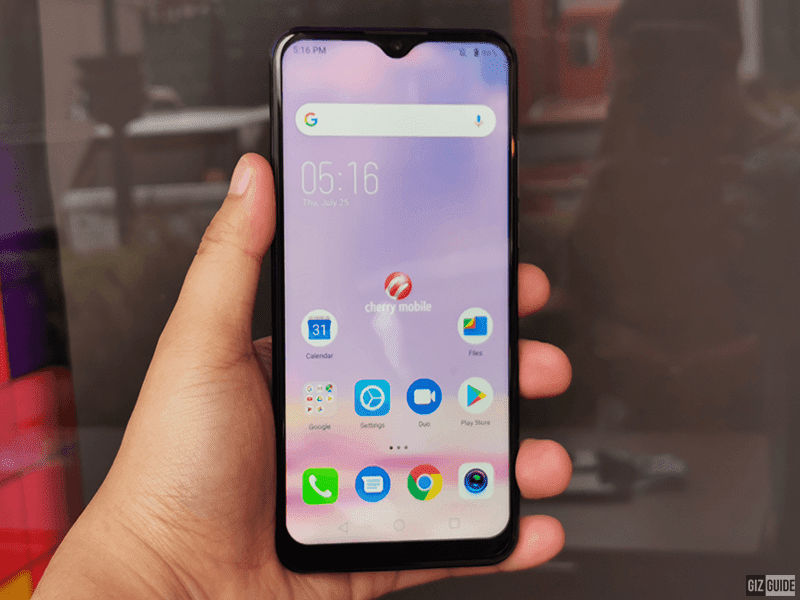 Flare S8 Pro with a massive 6.5-inch screen