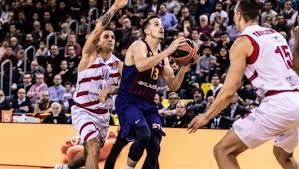 Euroleague Basketball: Watch Buducnost vs Barcelona live Stream Today 06/12/2018 video online
