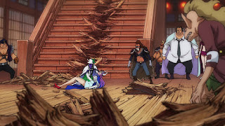 ワンピースアニメ 991話 | 百獣海賊団 飛び六胞 うるティ ULTI |  ページワン ペーたん PAGE ONE | ONE PIECE Beasts Pirates Tobiroppo