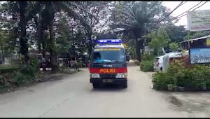 Sat Binmas Polres Tangerang Adakan Mobile Berikan Himbauan Kepada seluruh masyarakat tangerang