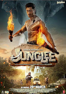 Junglee 2019 Hindi 720p WEB-DL 800MB