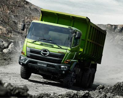 truck hino ranger fm 260 jd mining