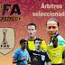 Árbitros designados para el Mundial de Clubes de la FIFA 2020