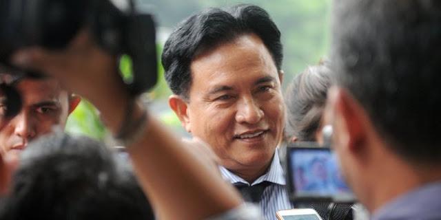 Yusril soal Prabowo tak ikuti itjima: Siapa yang tidak taat kepada ulama?
