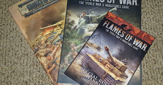 Flames of War v4 Test Run