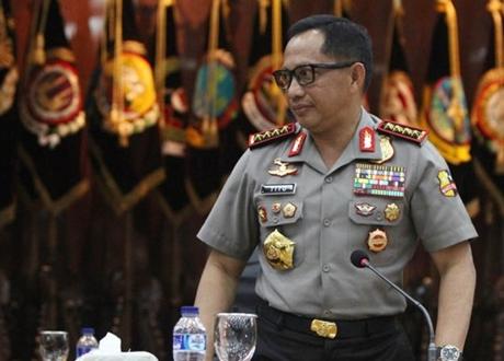 Kapolri Langsung Panggil Anak Buahnya Atas Terbitnya SPDP Pimpinan KPK