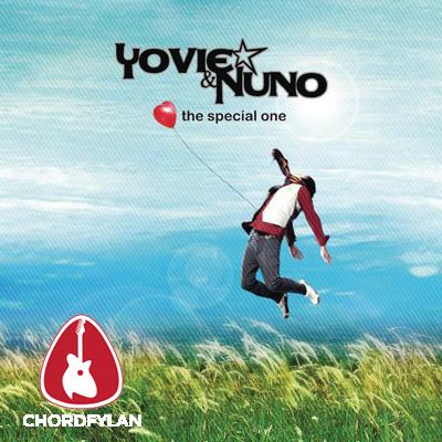 Lirik dan chord Dia Milikku - Yovie & Nuno