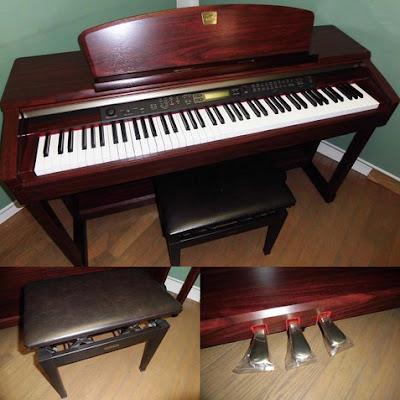 Tìm hiểu chi tiết về bán đạp chiếc đàn piano Yamaha