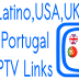 Lista IPTV Latino Free M3U USA UK Spain Portugal
