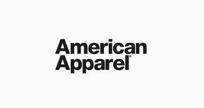 brand font american apparel