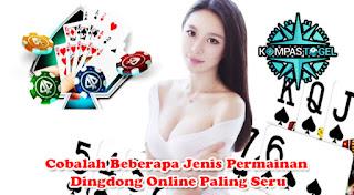 Cobalah Beberapa Jenis Permainan Dingdong Online Paling Seru
