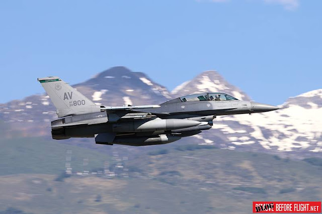 USAF F-16 fighters start NATO Air Policing Mission in Bulgaria