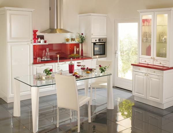Art d co le top des meilleures cuisines de conforama - Meuble de cuisine a conforama ...