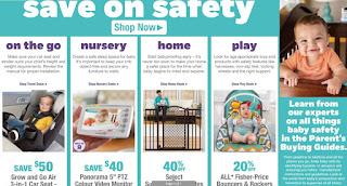 Babies R Us weekly Flyer September 22 - 28, 2017