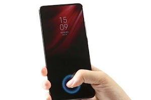 The Redmi K20 might be capable with a fingerprint scanner at the screen
