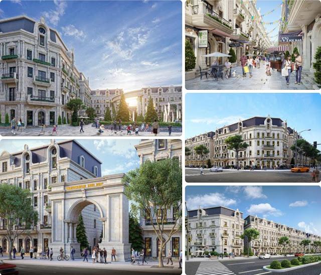 Chính sách giá bán Chủ đầu tư dự án Sunshine Helios Capital shophouse villas Ciputra Hà Nội