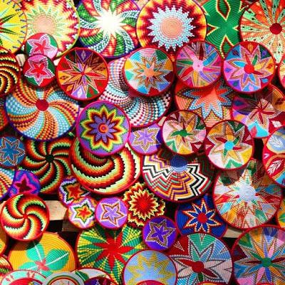 Artesanía popular amazigh