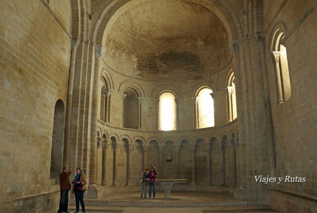 Iglesia de San Pedro, castillo de Loarre