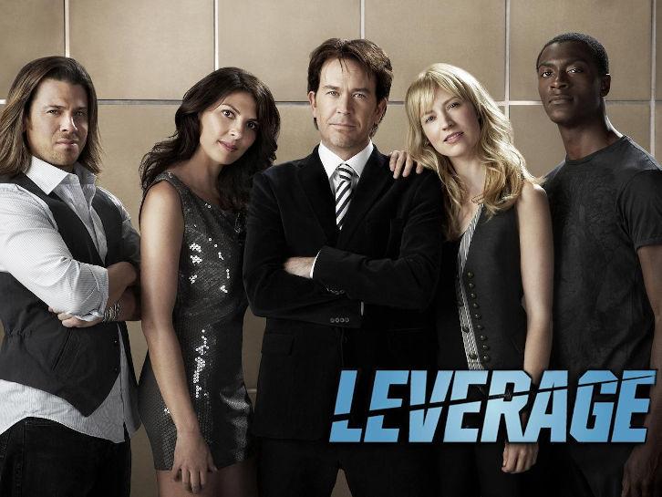 Leverage - Reboot Ordered to Series by IMDB TV - 4 Cast Members Set To Return