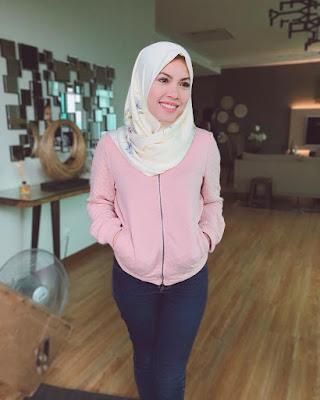 Biodata Tiz Zaqyah Pelakon Drama Sara Sajeeda