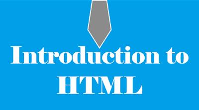Materi Untuk Belajar HTML Dasar Untuk Pemula