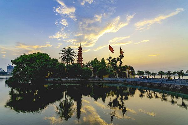 Deux pagodes vietnamiennes classées parmi les 20 plus beaux temples bouddhistes du monde