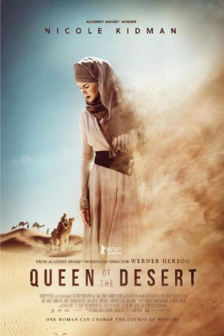 Queen of the Desert [2015] [DVDR] [NTSC] [Latino]