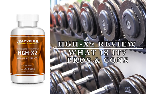 HGH-X2 Review | Pros and Cons, Should You Buy It?