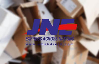 Arti kode status pengiriman JNE
