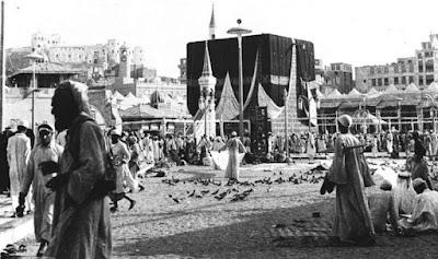Keadaan Masyarakat Arab Sebelum Islam Datang