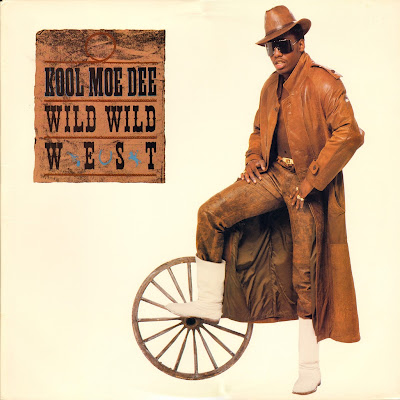 Kool Moe Dee – Wild, Wild West / Suckers (1988) (Promo VLS) (FLAC + 320 kbps)