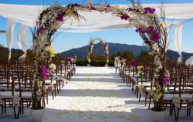 Top California Wedding Venues malibu rocky oaks wedding cost