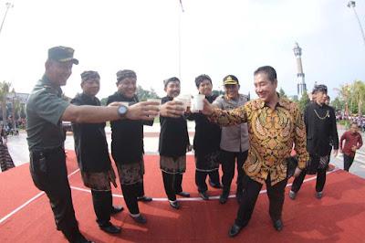 nanti warga Tiong Hoa akan merayakan Hari Raya Imlek  Inilah Jadwal Pasar Imlek 2020 di Pati