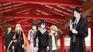 9 Anime Tentang Dewa-Dewi Terbaik Yang Wajib Ditonton