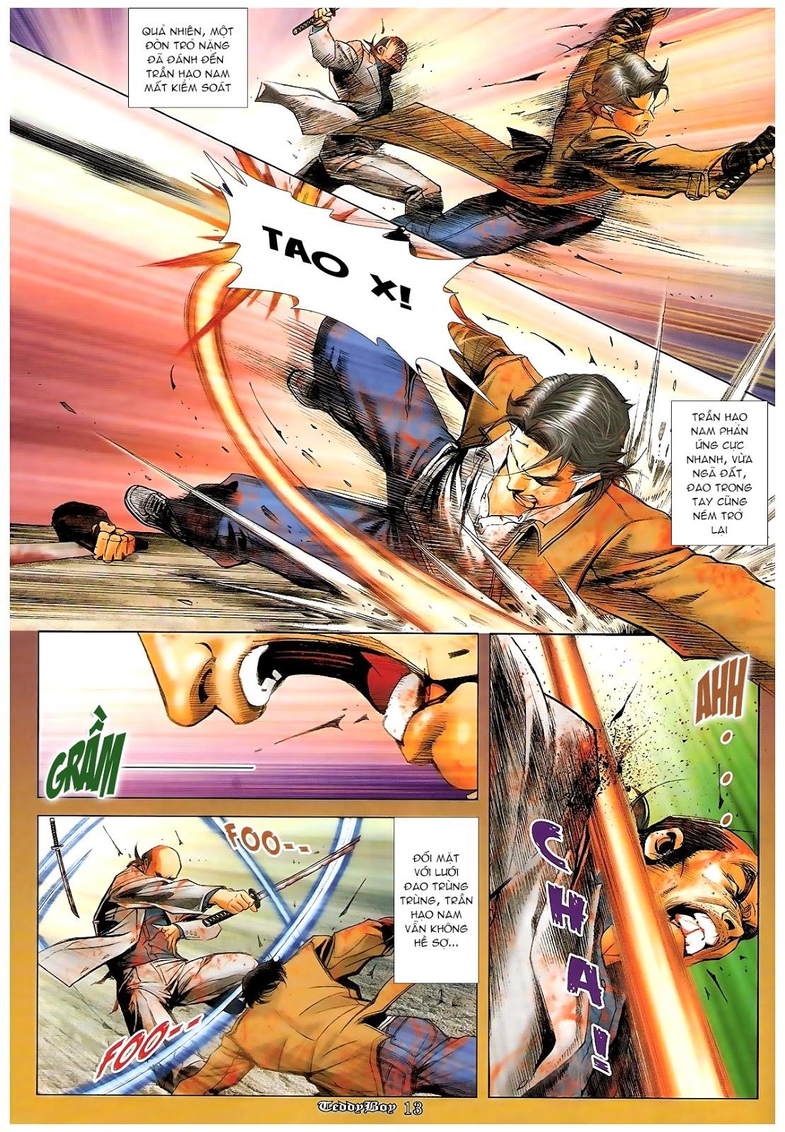 Người Trong Giang Hồ - Chapter 1236: Tối hậu nhất kích - Pic 10