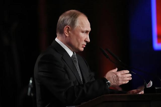 Θα είναι η Αγγλία το μεγάλο τρόπαιο για τον Πούτιν;