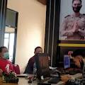 Terkait Video Diduga Mesum Yang Beredar, Sekjen DAD, Ketua PDKS dan Ketua TBBR Mendatangi Polres Sanggau