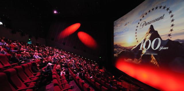 Star Trek Into Darkness IMAX Footage Presentation