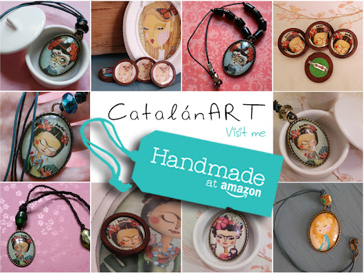 HANDMADE AT AMAZON CATALANART