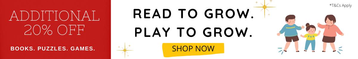 Amazing Deals @ Bookxcessonline.Com to Get You Through MCO 2.0!