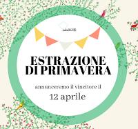 Logo NubeOcho Edizioni ''Estrazione di primavera'': vinci gratis un libro a tua scelta